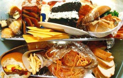 Те, кто любят жирную пищу – пессимисты