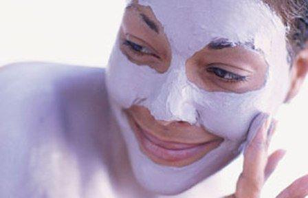 маска для лица против черных точек