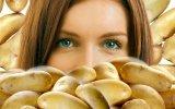 Картофельные маски для ухода за кожей лица