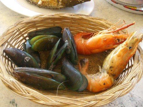 креветки повышают холестерин или нет