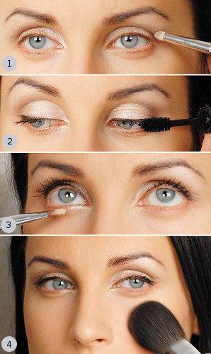 7 вариантов использования белого карандаша в макияже