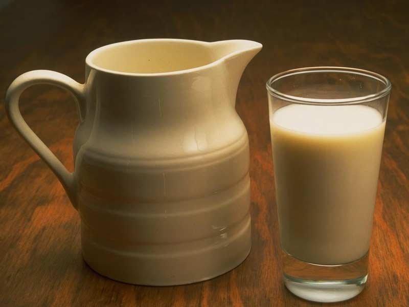 аллергия на топленое молоко