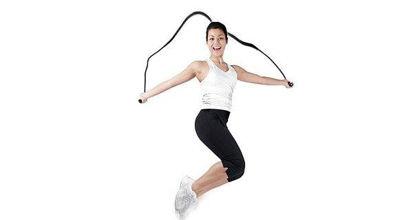 как правильно прыгать чтобы похудеть в ногах