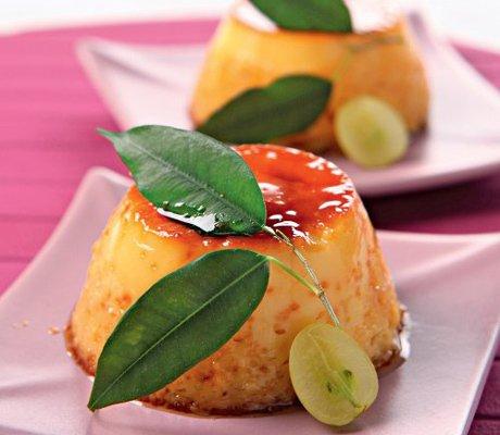 десерт крем карамель рецепт с фото