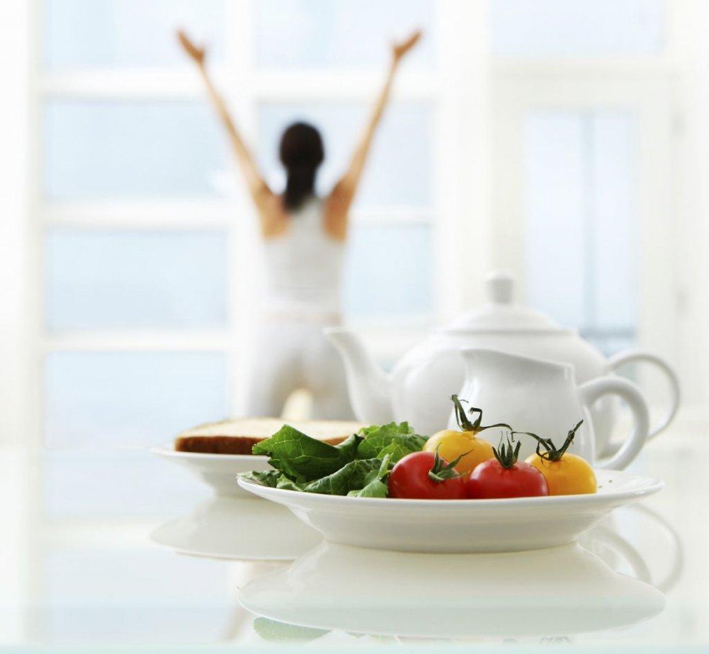рацион питания для похудения на неделю