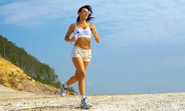 бег для похудения программа тренировок