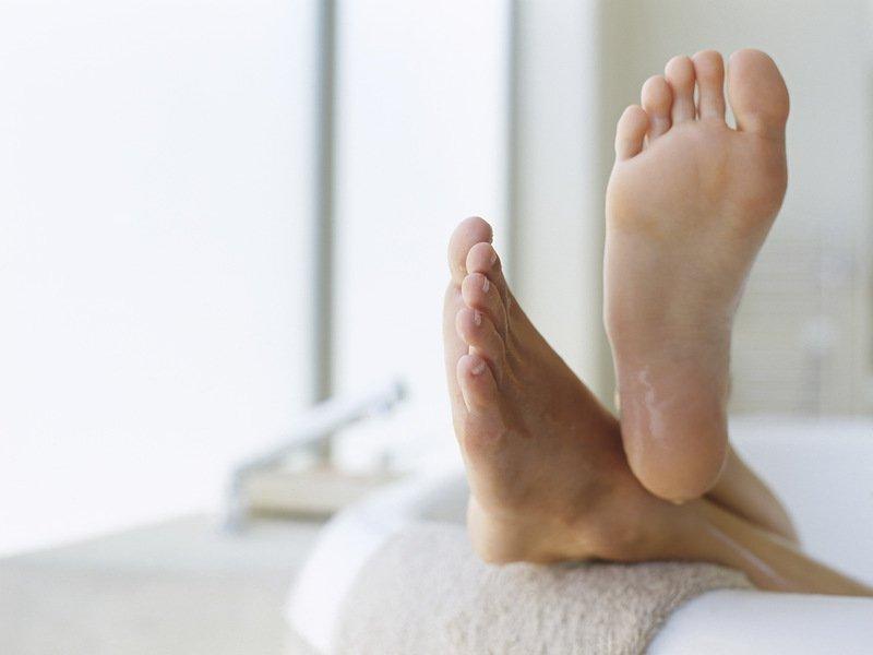 Крем от грибка на ногах