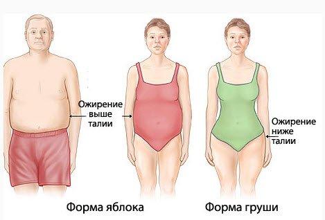 программа диеты для похудения для девушек