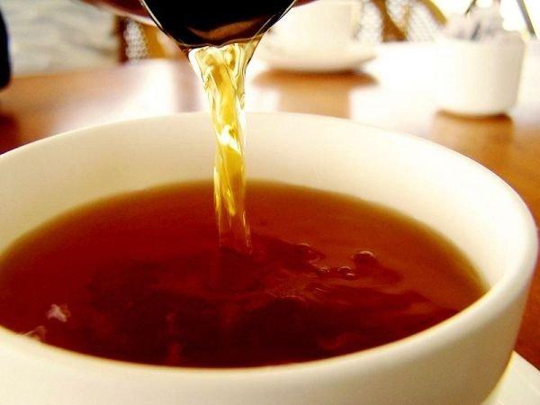 Черный зеленый чай свойства 392