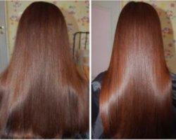 Процедура кератирования волос - что это?