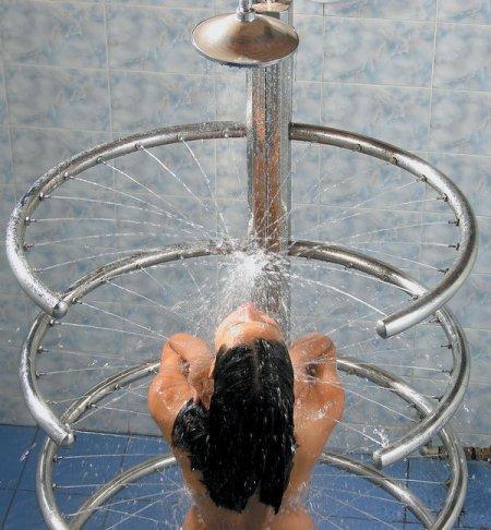 Циркулярный душ — тонизирующий душ