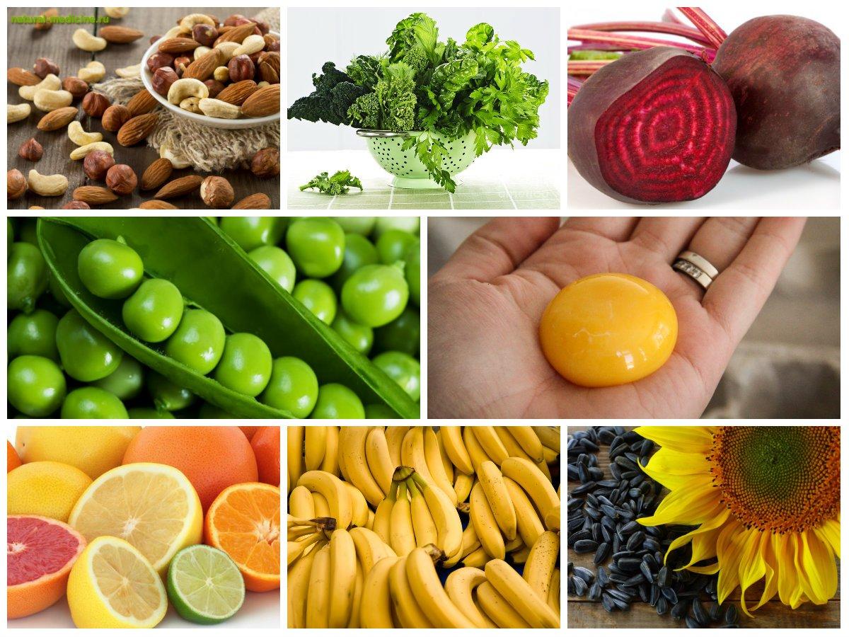 Нехватка витаминов в организме: симптомы и необходимые продукты
