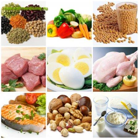 Какую рыбу можно кушать при белковой диете